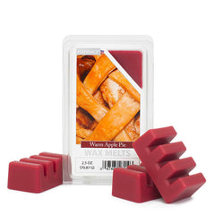 Warm Apple Pie Wax Melts 6 Pack