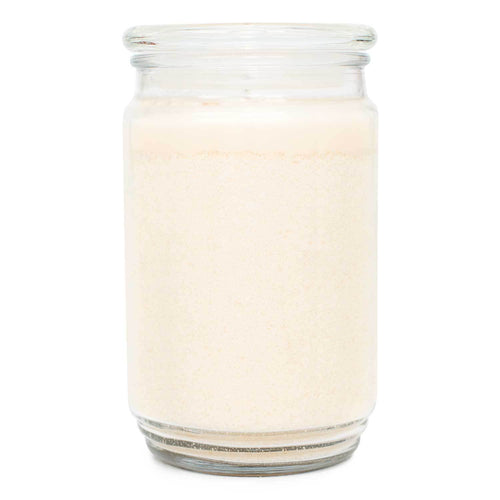 Aromabeads Vanilla Frosted Cupcake Scented Candle