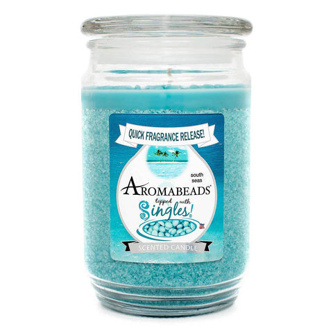 Aromabeads South Seas Scented Candle Aromabeads Candlemart.com $ 9.99