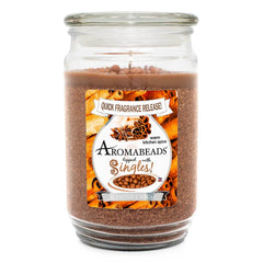 Aromabeads Warm Kitchen Spice Scented Candle