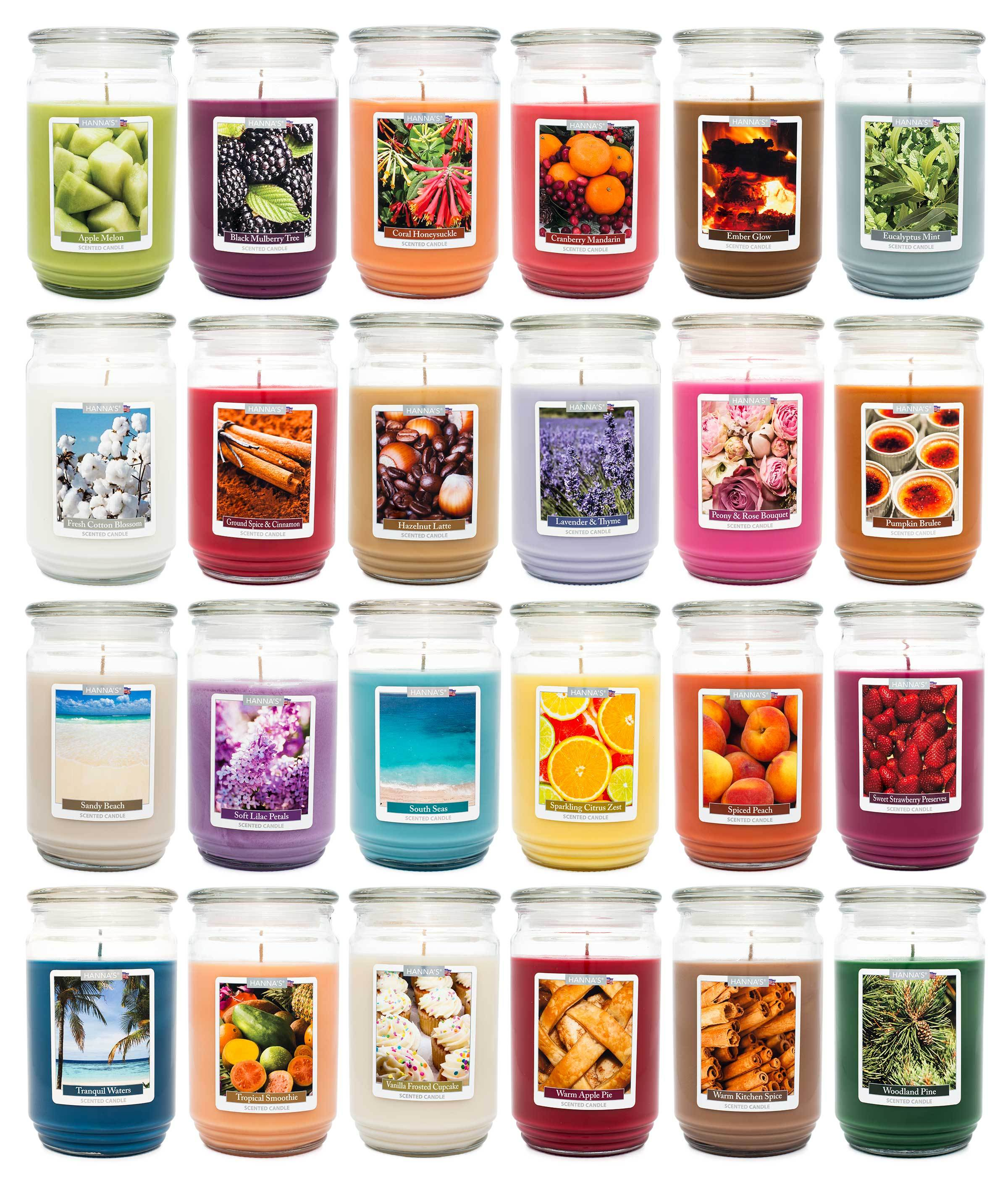 Sandy Beach Scented Large Candle - Candlemart.com