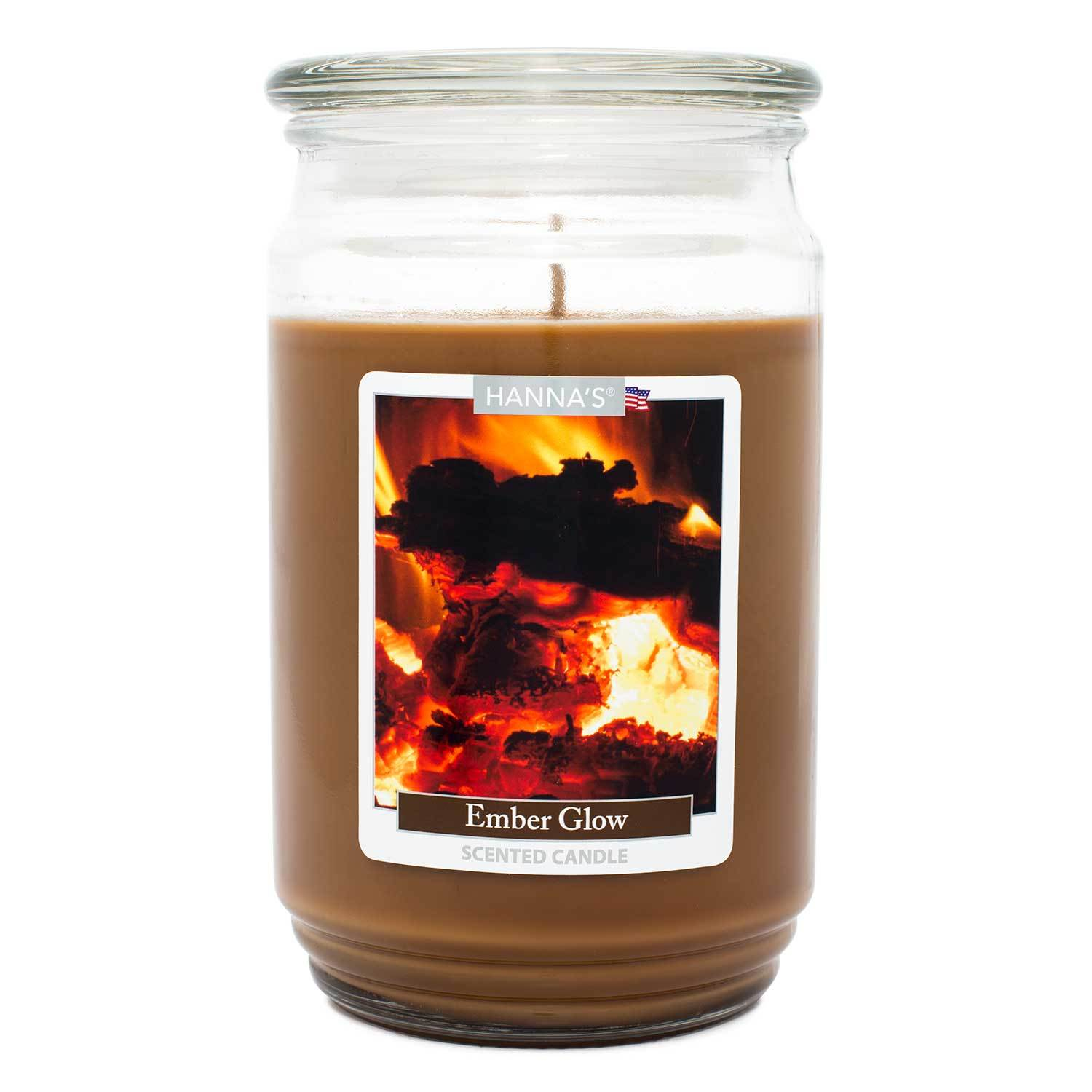 Ember Glow Scented Large Candle Candles Candlemart.com $ 12.99