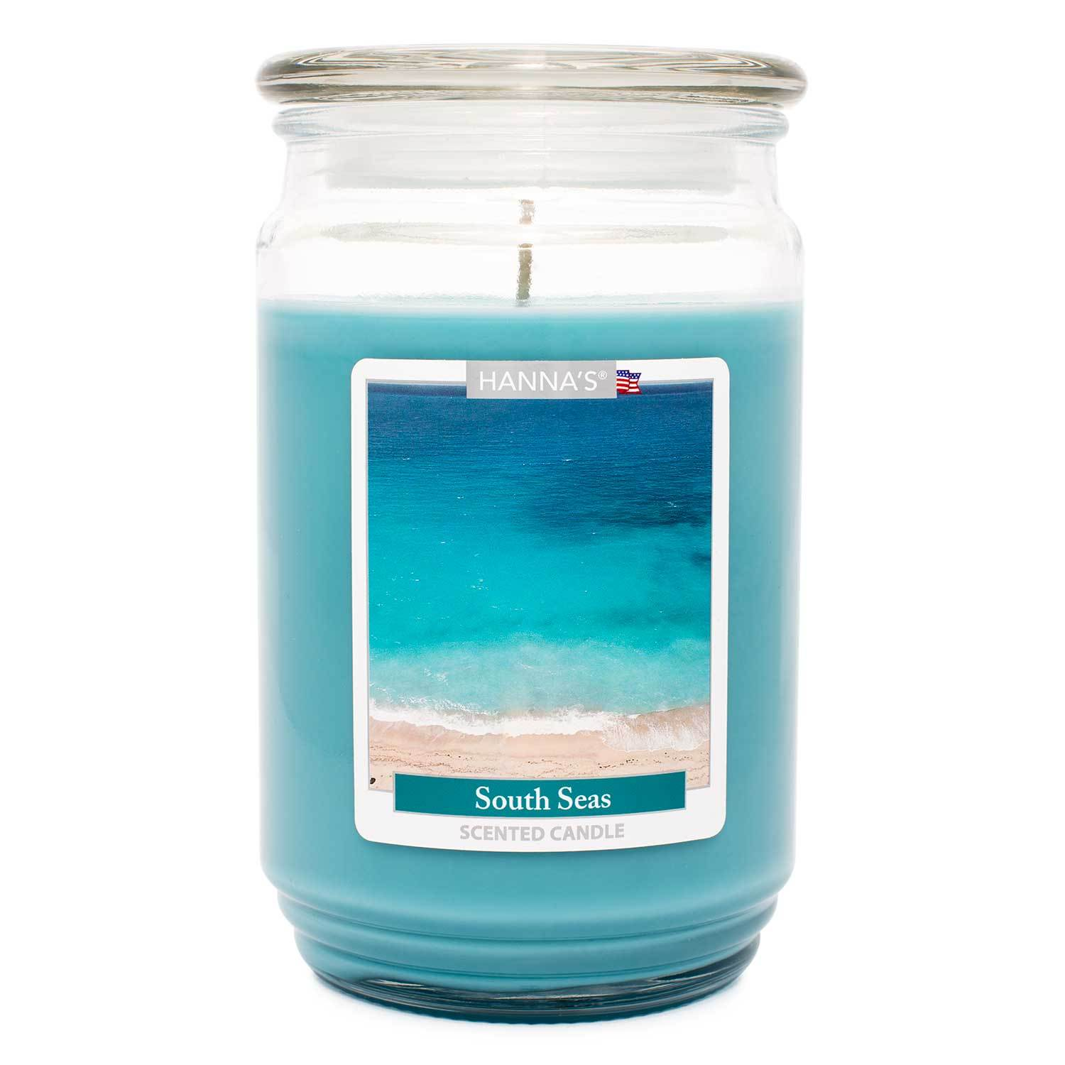 South Seas Scented Large Candle - Candlemart.com