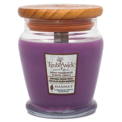 TimberWick Lavender Sachet Scented Wax Candle - Candlemart.com