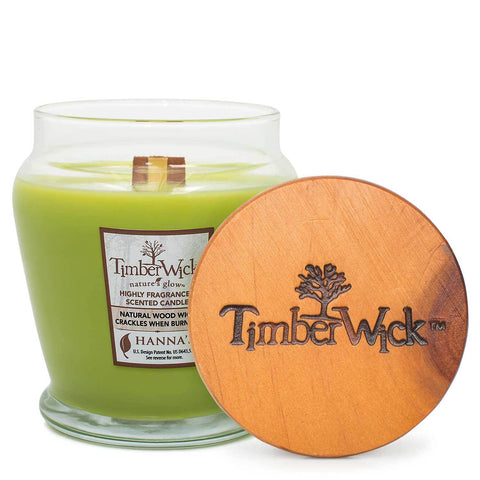 Timberwick Apple Melon Scented Wax Candle - Candlemart.com