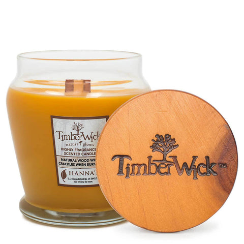 Timberwick Cedar Oakwood Scented Wax Candle - Candlemart.com