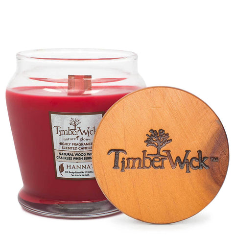 Timberwick Cinnamon Sugar Scented Wax Candle - Candlemart.com
