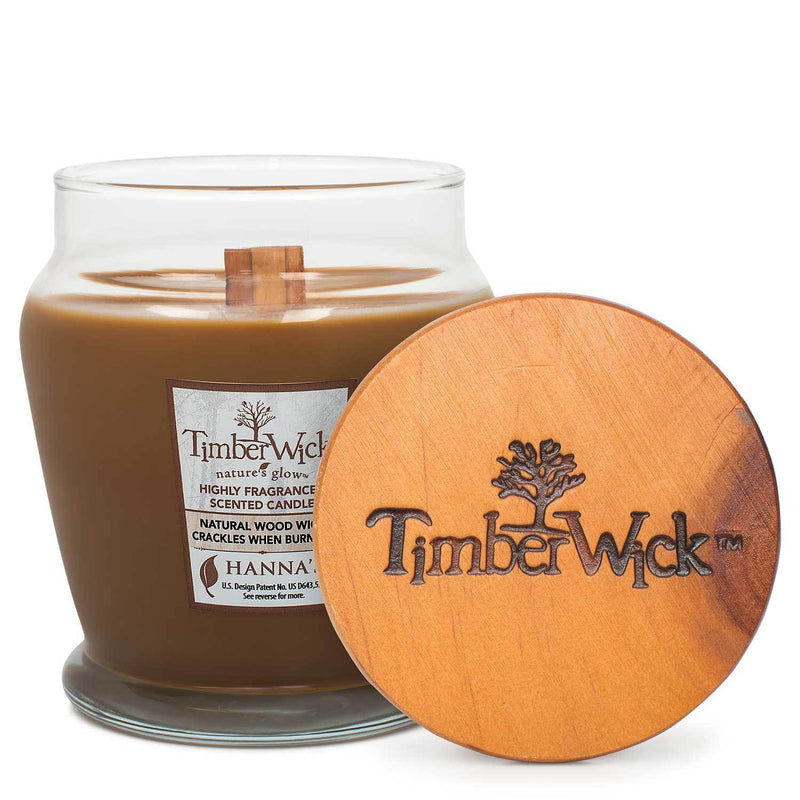 Timberwick Ember Glow Scented Wax Candle - Candlemart.com