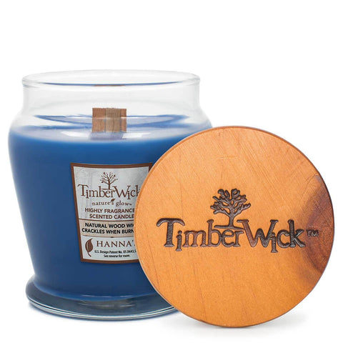 Timberwick Night Musk Scented Wax Candle - Candlemart.com