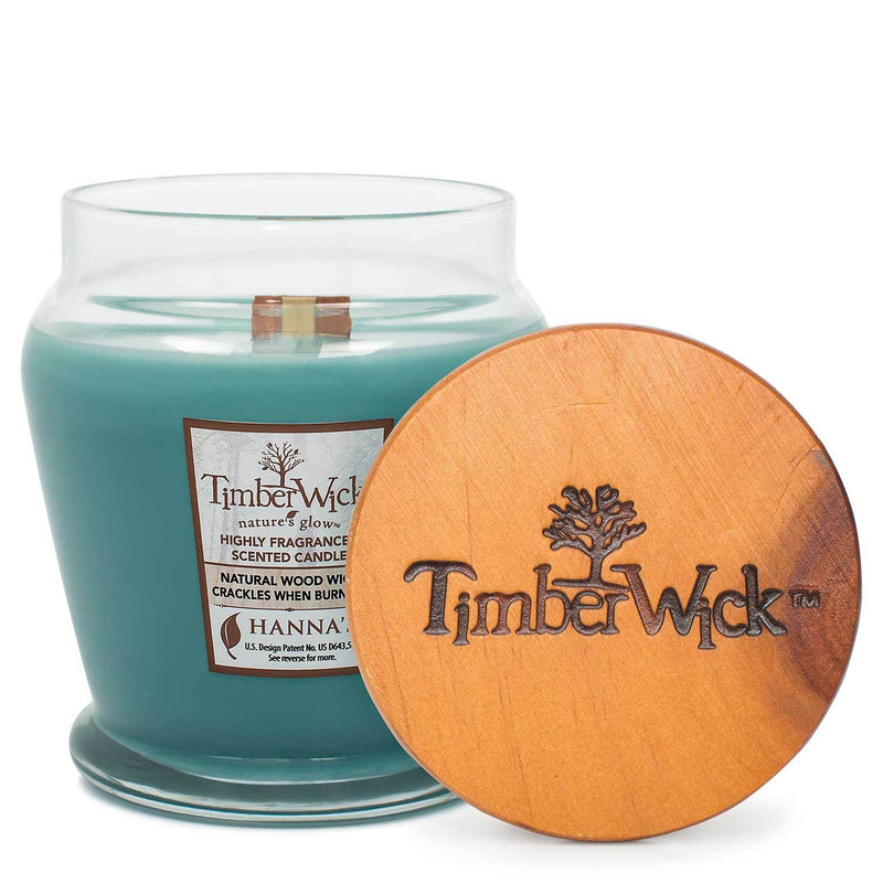 Timberwick Woodland Terrace Scented Wax Candle