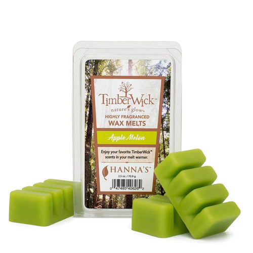 Timberwick Apple Melon Wax Melts 6 Pack - Candlemart.com