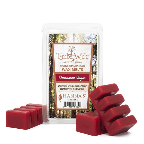 Timberwick Cinnamon Sugar Scented Wax Melts Melts Candlemart.com $ 2.49