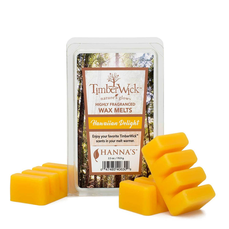 Timberwick Hawaiian Delight Scented Wax Melts