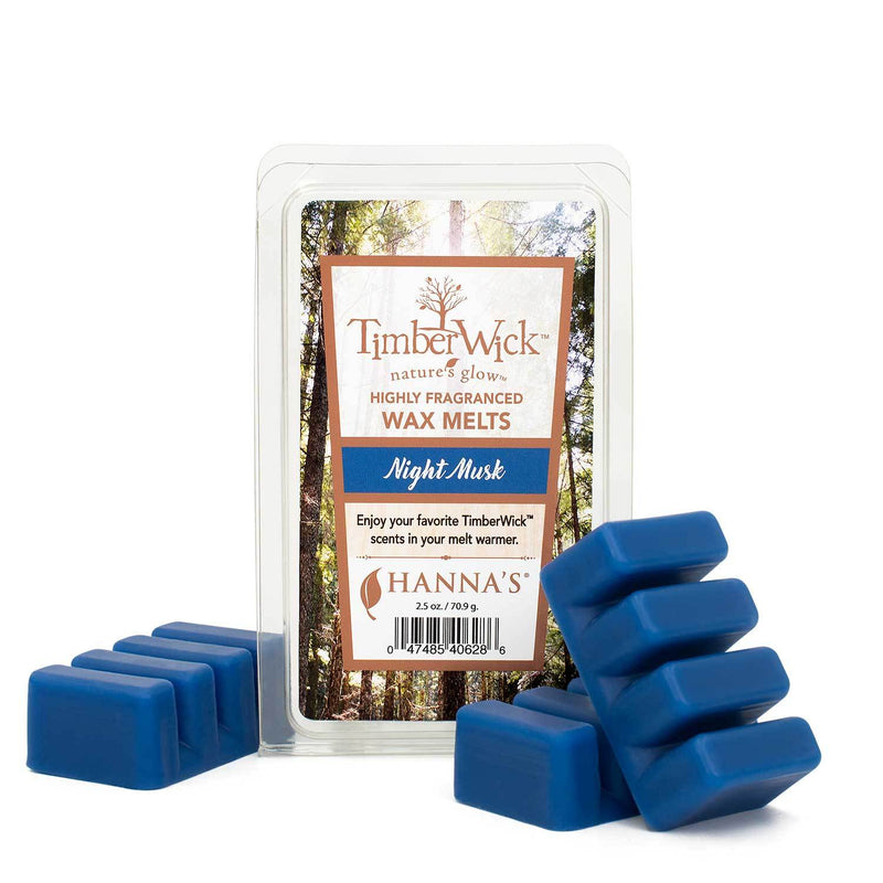 Timberwick Night Musk Scented Wax Melts