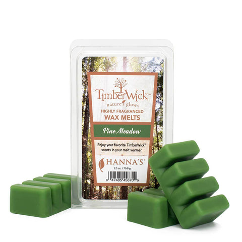 Timberwick Pine Meadow Scented Wax Melts Melts Candlemart.com $ 2.49