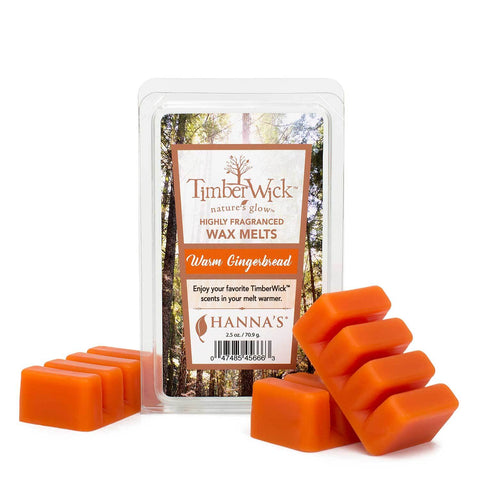 Timberwick Warm Gingerbread Scented Wax Melts Melts Candlemart.com $ 2.49