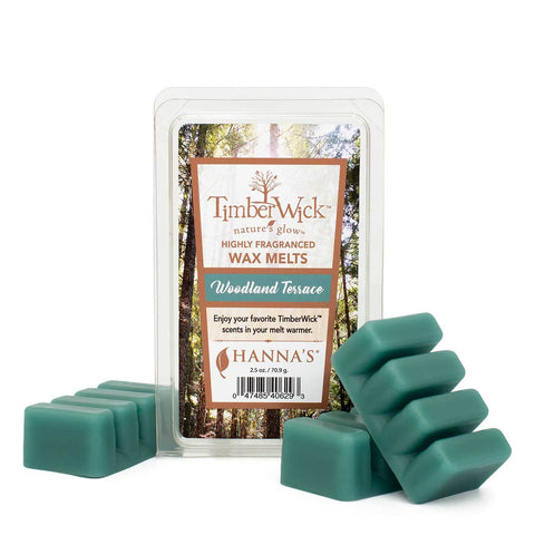 Timberwick Woodland Terrace Scented Wax Melts Melts Candlemart.com $ 2.49