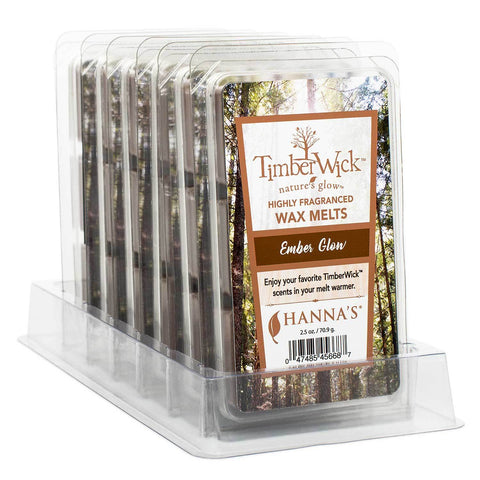 Timberwick Ember Glow Wax Melts 6 Pack