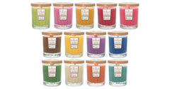 Timberwick Cinnamon Sugar Scented Wax Textured Tumbler Candle - Candlemart.com