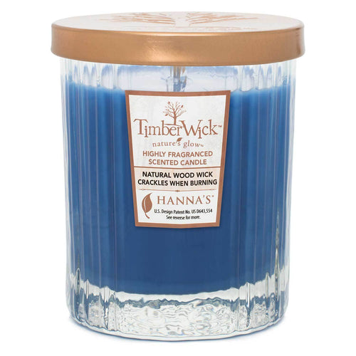 Timberwick Night Musk Scented Wax Textured Tumbler Candle - Candlemart.com