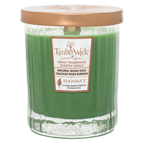 Timberwick Pine Meadow Scented Wax Textured Tumbler Candle - Candlemart.com