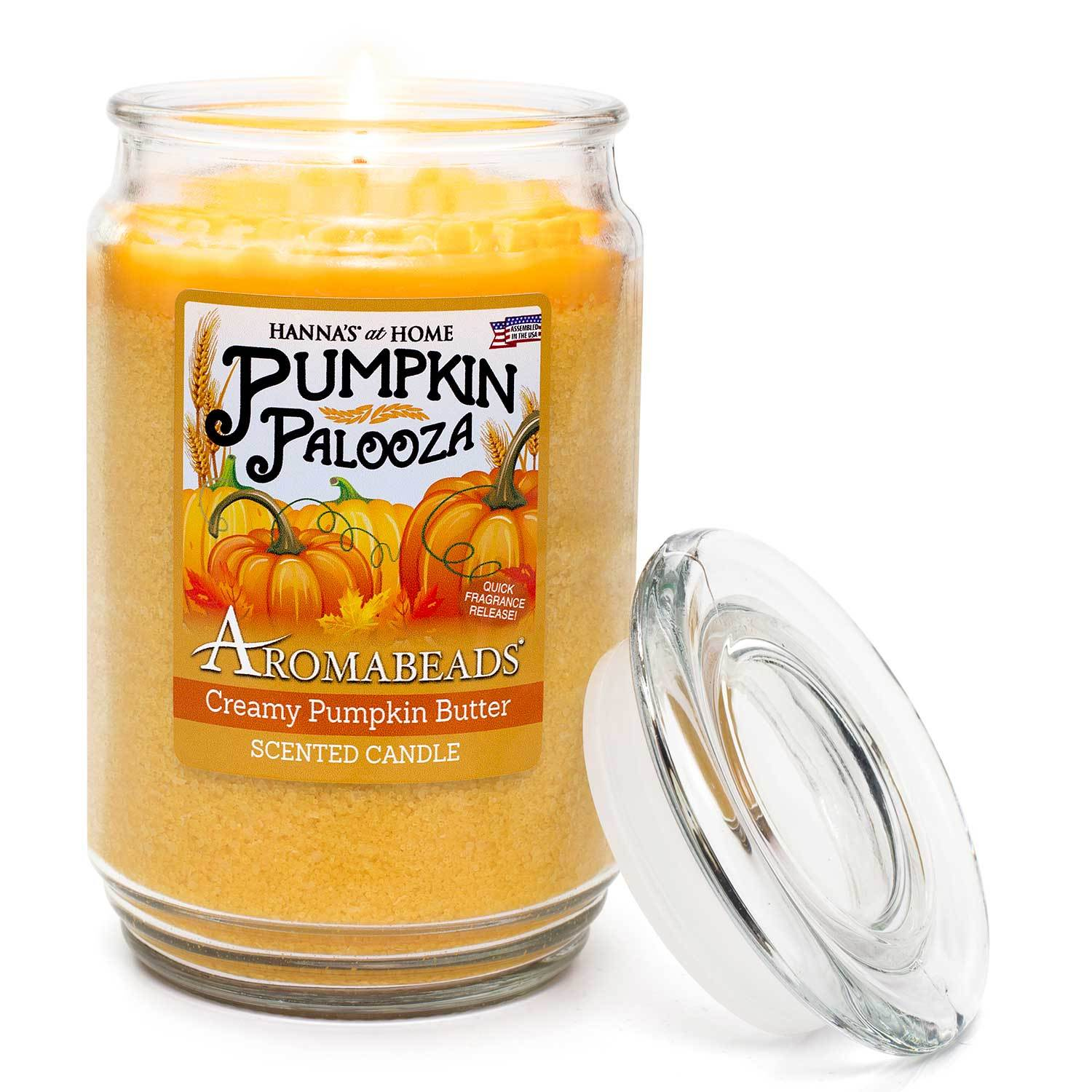 Buy aromabeads creamy pumpkin butter scented candle at for What are the best scented candles to buy