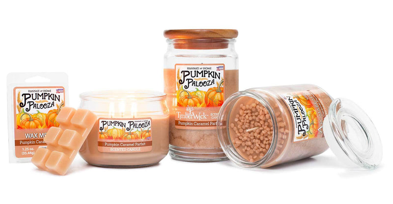 Pumpkin Caramel Parfait Scented Wax Melts - Candlemart.com