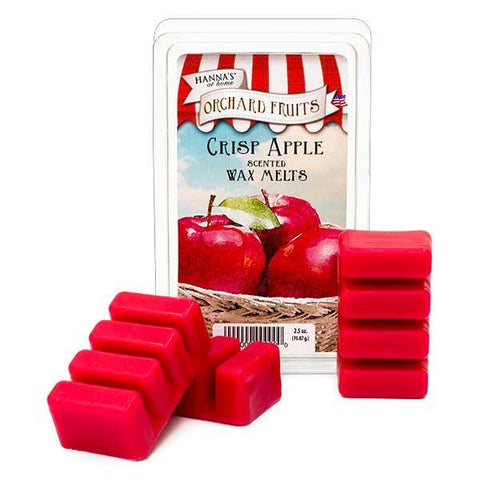 Crisp Apple Scented Wax Melts - Candlemart.com