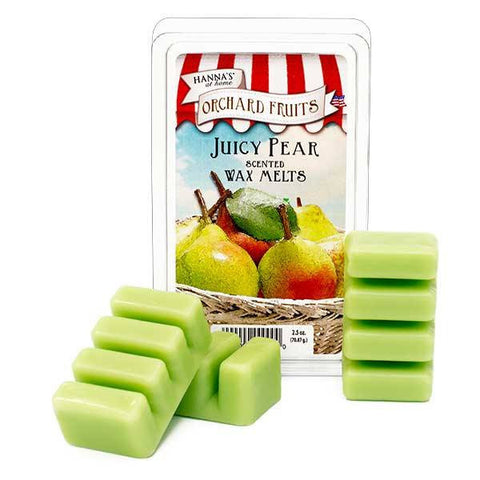Candlemart.com Juicy Pear Scented Wax Melts Melts $ 2.49