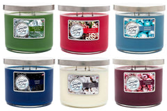 Through The Woods Scented Large 3 wick Candle Candles Candlemart.com $ 13.99