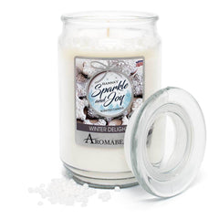 Aromabeads Winter Delights Scented Candle - Candlemart.com