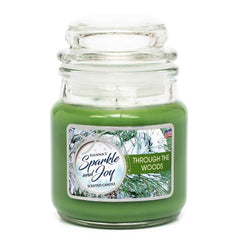 Through the Woods Scented Mini Candle - Candlemart.com