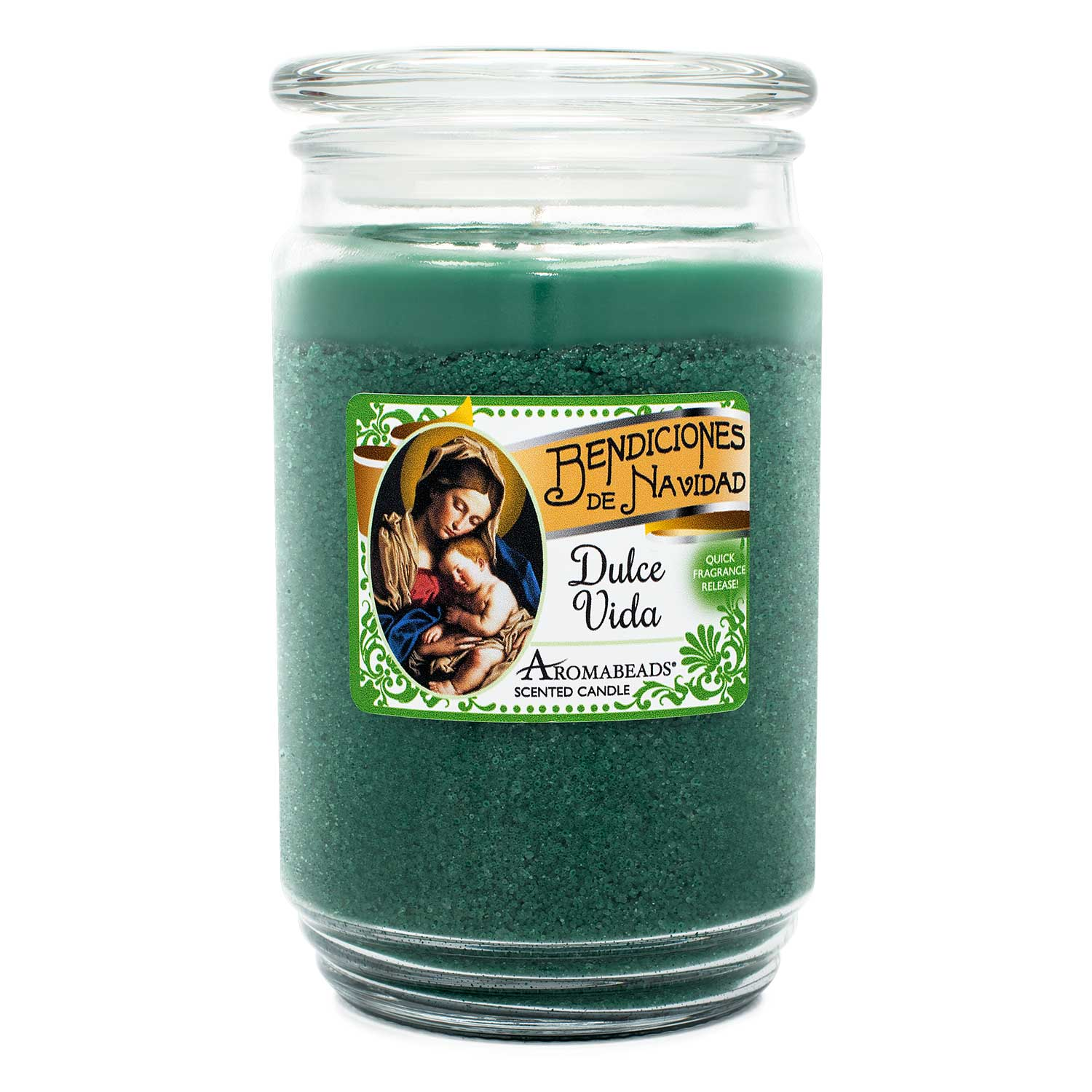 Aromabeads Dulce Vida Scented Candle