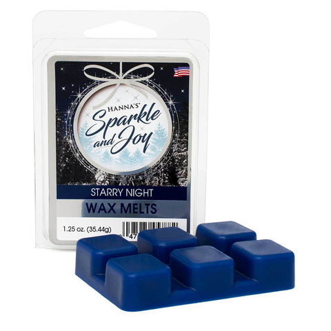 Starry Night Wax Melts 6 Pack Melts Candlemart.com $ 4.50