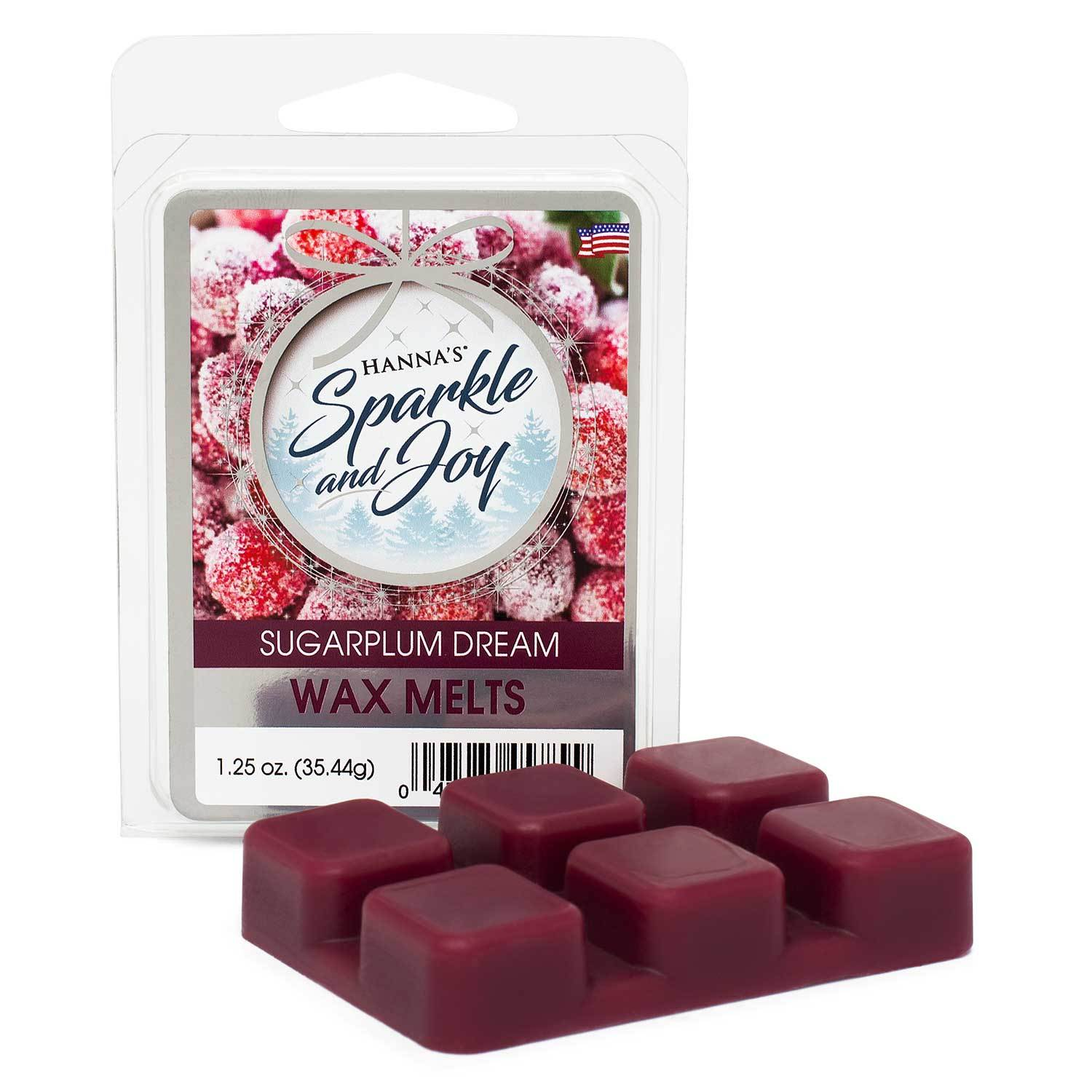 Sugarplum Dream Wax Melts 6 Pack Melts Candlemart.com $ 2.00