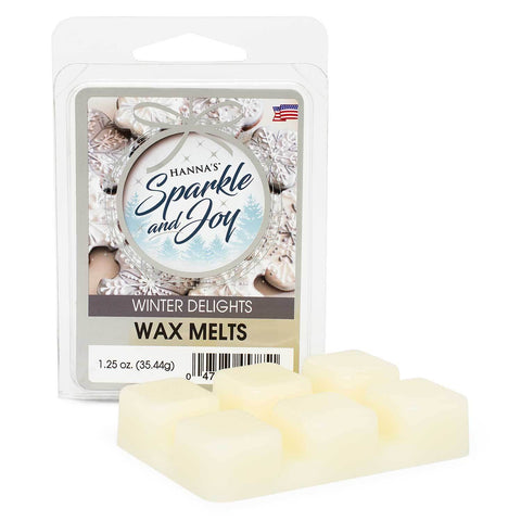 Winter Delights Wax Melts 6 Pack Melts Candlemart.com $ 3.49