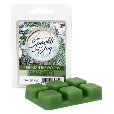 Through The Woods Wax Melts 6 Pack Melts Candlemart.com $ 3.49