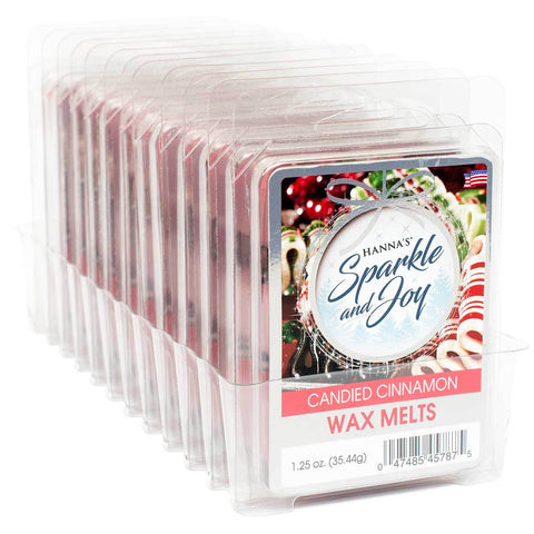 Candied Cinnamon Wax Melts 6 Pack Melts Candlemart.com $ 4.50
