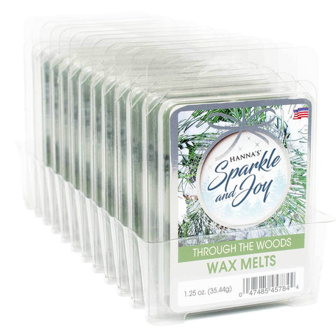 Through The Woods Wax Melts 6 Pack