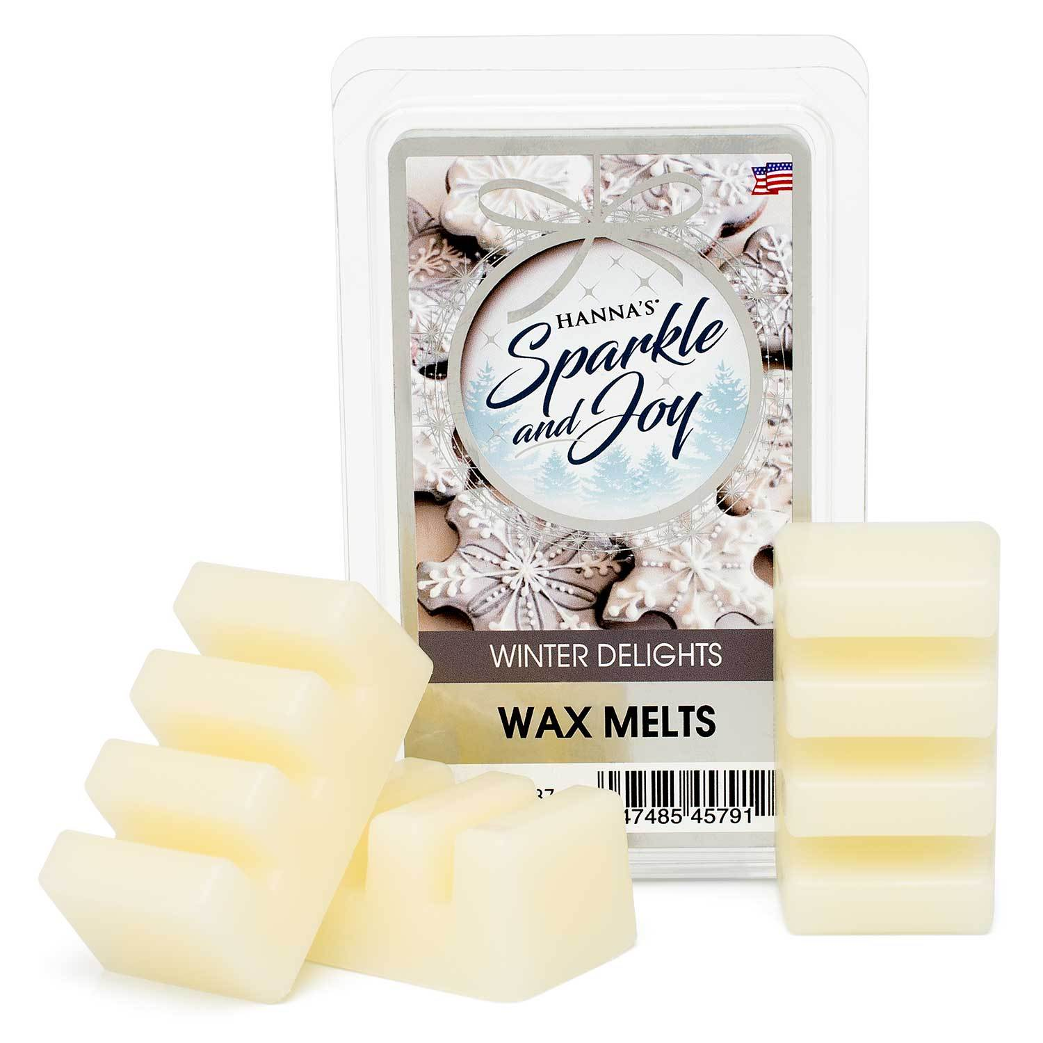 Winter Delights Scented Wax Melts Melts Candlemart.com $ 2.49