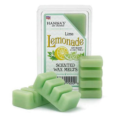 Lime Lemonade Scented Wax Melts Melts Candlemart.com $ 2.49