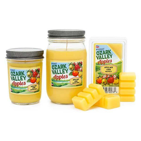 Apple Jack Cider Scented Small Jar Candle Candles Candlemart.com $ 5.49