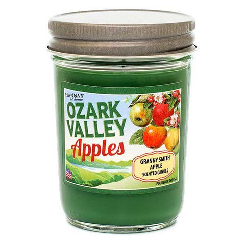 Granny Smith Apple Scented Small Jar Candle Candles Candlemart.com $ 6.99