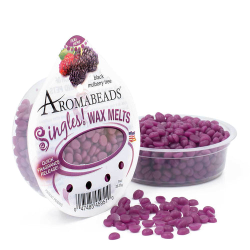 Aromabeads Singles Black Mulberry Tree Scented Wax Melts - Candlemart.com