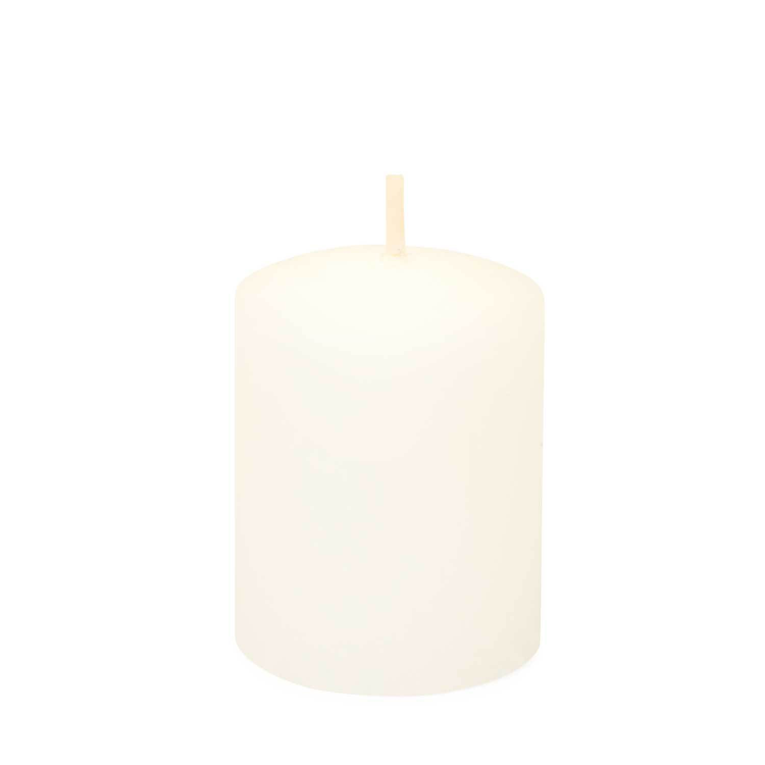 White Votive Candle 5hr
