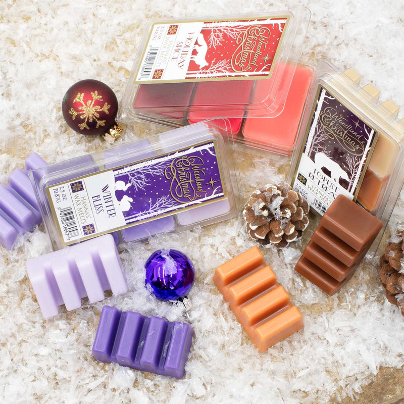 Holiday Spice Scented Wax Melts