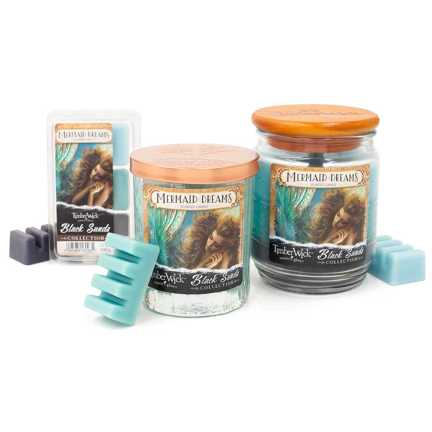 Mermaid Dreams Scented Wax Melts Melts Candlemart.com $ 2.49