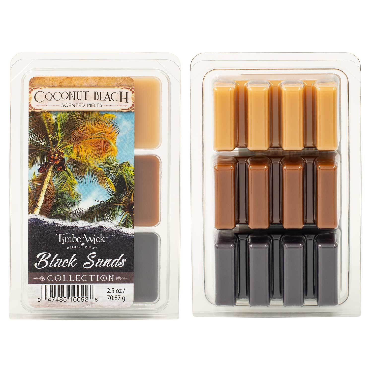 Coconut Beach Scented Wax Melts Melts Candlemart.com $ 2.49