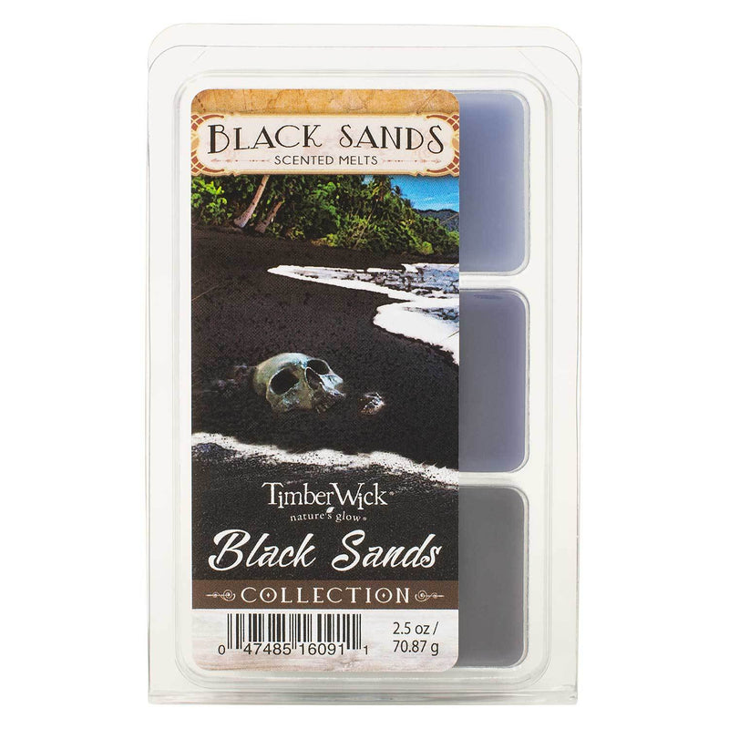 Black Sands Scented Wax Melts