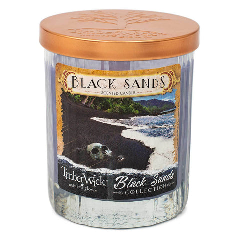 Timberwick Black Sands Scented Candle Timberwick Candlemart.com $ 9.99